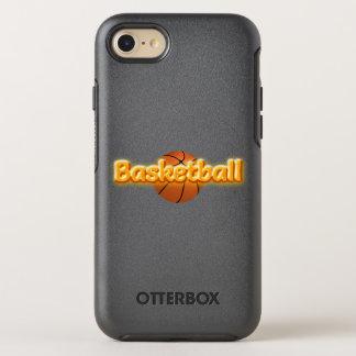 Capa Para iPhone 8/7 OtterBox Symmetry Caso da simetria do iPhone 7 de OtterBox Apple