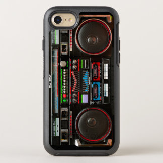 Capa Para iPhone 8/7 OtterBox Symmetry Caso de Boombox Otterbox