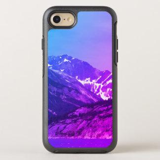 Capa Para iPhone 8/7 OtterBox Symmetry Caso de Otterbox das montanhas do verão