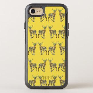 Capa Para iPhone 8/7 OtterBox Symmetry Caso do tempo do Natal dos cervos