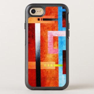 Capa Para iPhone 8/7 OtterBox Symmetry Caso moderno de Iphone 7 da arte da forma
