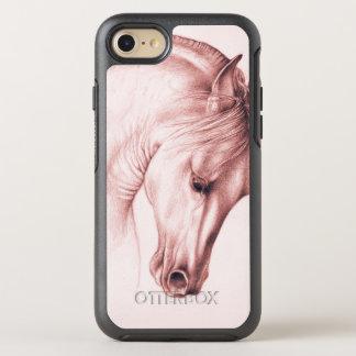 Capa Para iPhone 8/7 OtterBox Symmetry Cavalo andaluz bonito