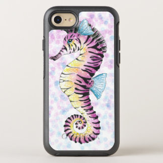 Capa Para iPhone 8/7 OtterBox Symmetry cavalo marinho cor-de-rosa