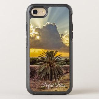 Capa Para iPhone 8/7 OtterBox Symmetry Cena perfeita da praia da felicidade