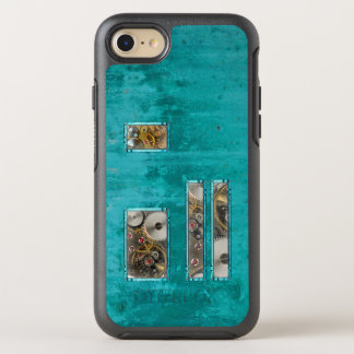 Capa Para iPhone 8/7 OtterBox Symmetry Cerceta de Steampunk
