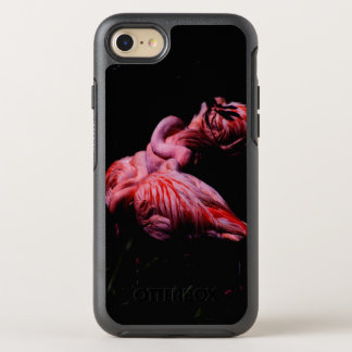 Capa Para iPhone 8/7 OtterBox Symmetry Chamas na escuridão