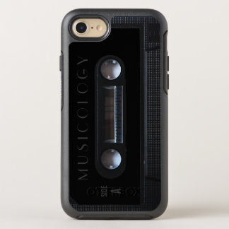 Capa Para iPhone 8/7 OtterBox Symmetry Cobrir audio da gaveta do estilo do vintage retro