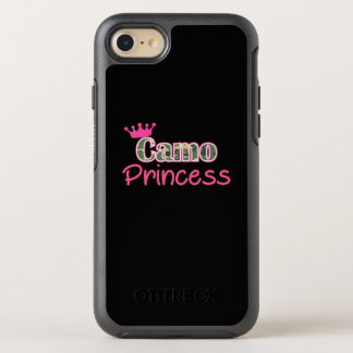 Capa Para iPhone 8/7 OtterBox Symmetry Cobrir da capa de telefone da princesa Coroa de