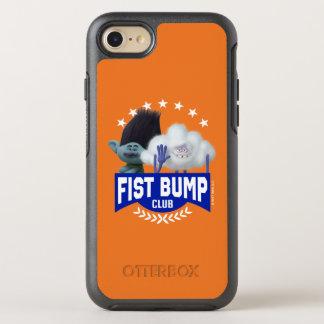 Capa Para iPhone 8/7 OtterBox Symmetry Colisão do punho dos troll |