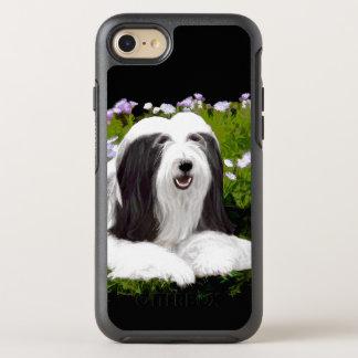 Capa Para iPhone 8/7 OtterBox Symmetry Collie farpado (pintado)
