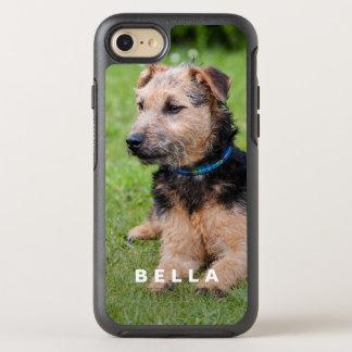 Capa Para iPhone 8/7 OtterBox Symmetry Criar sua própria foto do animal de estimação com