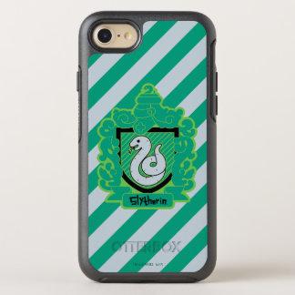 Capa Para iPhone 8/7 OtterBox Symmetry Crista de Slytherin dos desenhos animados