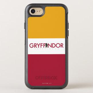 Capa Para iPhone 8/7 OtterBox Symmetry Crista do orgulho da casa de Harry Potter  