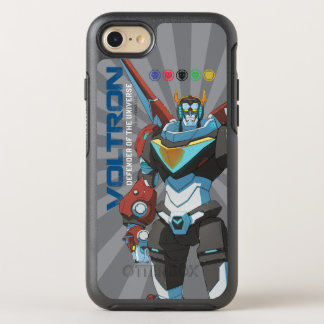 Capa Para iPhone 8/7 OtterBox Symmetry Defensor de Voltron   do universo