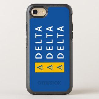 Capa Para iPhone 8/7 OtterBox Symmetry Delta | do delta do delta empilhado