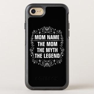 Capa Para iPhone 8/7 OtterBox Symmetry Dia das mães feliz da mamã