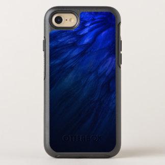 Capa Para iPhone 8/7 OtterBox Symmetry Do ÍNDIGO da ASA azul profundamente