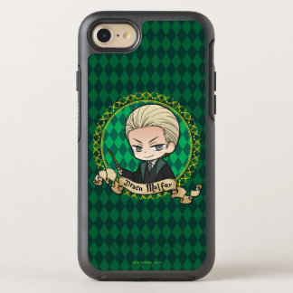 Capa Para iPhone 8/7 OtterBox Symmetry Draco Malfoy do Anime