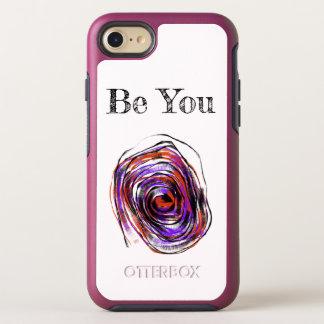 Capa Para iPhone 8/7 OtterBox Symmetry É você