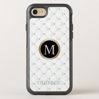 Capa Para iPhone 8/7 OtterBox Symmetry Edredões brancas luxuosas da inicial moderna do