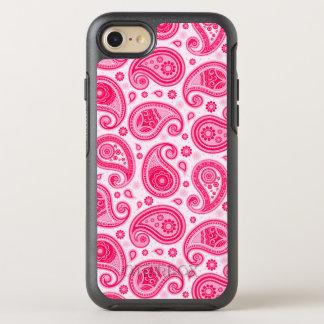Capa Para iPhone 8/7 OtterBox Symmetry Elegante cor-de-rosa feminino bonito do teste
