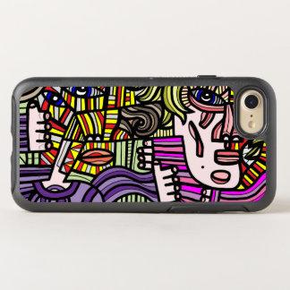 """Capa Para iPhone 8/7 OtterBox Symmetry """"Elkins"""" capa de telefone de OtterBox de 631 artes"""