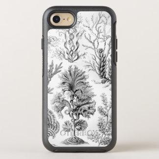 Capa Para iPhone 8/7 OtterBox Symmetry Ervas daninhas de Ernst Haeckel Fucoideae!
