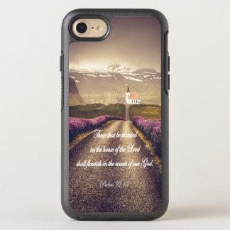 Capa Para iPhone 8/7 OtterBox Symmetry Escritura dos salmos/verso inspirados da bíblia