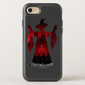 Capa Para iPhone 8/7 OtterBox Symmetry Estátua Exército de Harry Potter | do professor
