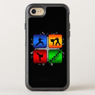 Capa Para iPhone 8/7 OtterBox Symmetry Estilo urbano do karaté surpreendente