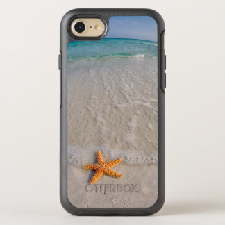 Capa Para iPhone 8/7 OtterBox Symmetry Estrela do mar na praia