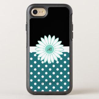 Capa Para iPhone 8/7 OtterBox Symmetry Exemplo das senhoras Smartphone das bolinhas do