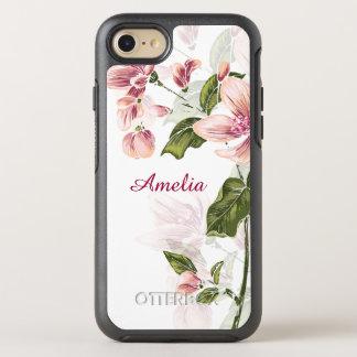 Capa Para iPhone 8/7 OtterBox Symmetry Floral feminino elegante