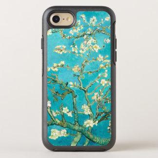 Capa Para iPhone 8/7 OtterBox Symmetry Flores da amêndoa de Van Gogh