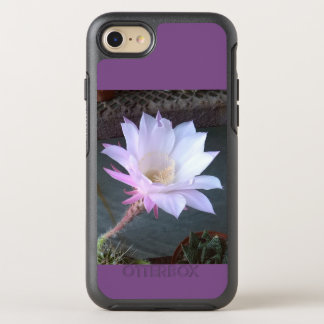 Capa Para iPhone 8/7 OtterBox Symmetry Flower power