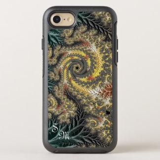 Capa Para iPhone 8/7 OtterBox Symmetry Fractals do rico & do divertimento com padrões
