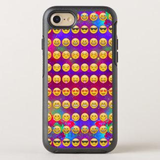 Capa Para iPhone 8/7 OtterBox Symmetry Galáxia Emojis