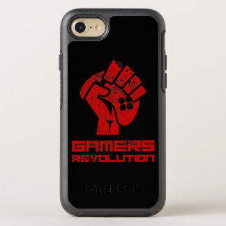 Capa Para iPhone 8/7 OtterBox Symmetry Gamer revolution iphone 7