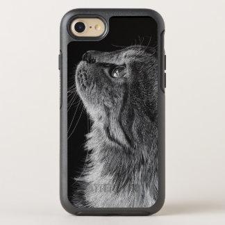 Capa Para iPhone 8/7 OtterBox Symmetry Gato de Fooji