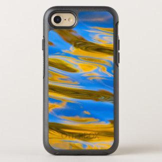 Capa Para iPhone 8/7 OtterBox Symmetry Geleira do leste Montana do rio | da medicina do