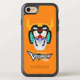 Capa Para iPhone 8/7 OtterBox Symmetry Gráfico principal colorido   de Voltron Voltron