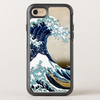 Capa Para iPhone 8/7 OtterBox Symmetry Grande onda de alta qualidade fora de Kanagawa por