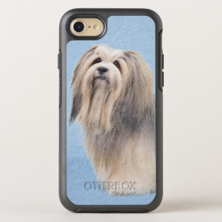 Capa Para iPhone 8/7 OtterBox Symmetry Havanese (prata)