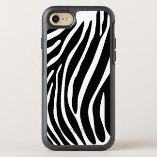 Capa Para iPhone 8/7 OtterBox Symmetry Impressão da zebra