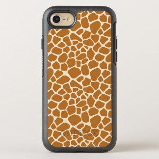 Capa Para iPhone 8/7 OtterBox Symmetry Impressão do girafa