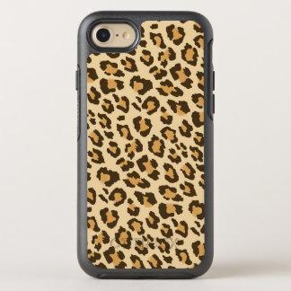 Capa Para iPhone 8/7 OtterBox Symmetry Impressão do leopardo