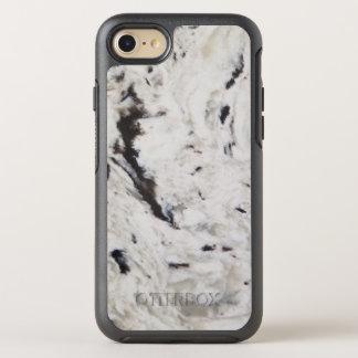Capa Para iPhone 8/7 OtterBox Symmetry Impressão do olhar de quartzo ou de mármore na