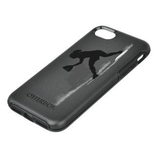 Capa Para iPhone 8/7 OtterBox Symmetry Interceptador do softball