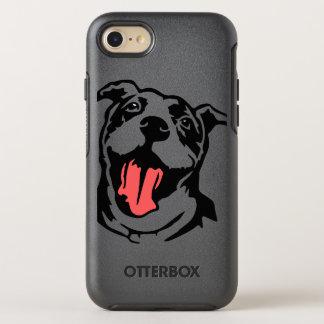 Capa Para iPhone 8/7 OtterBox Symmetry Intimidação americana