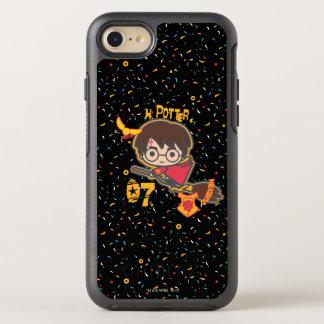 Capa Para iPhone 8/7 OtterBox Symmetry Investigador de Harry Potter Quidditch dos